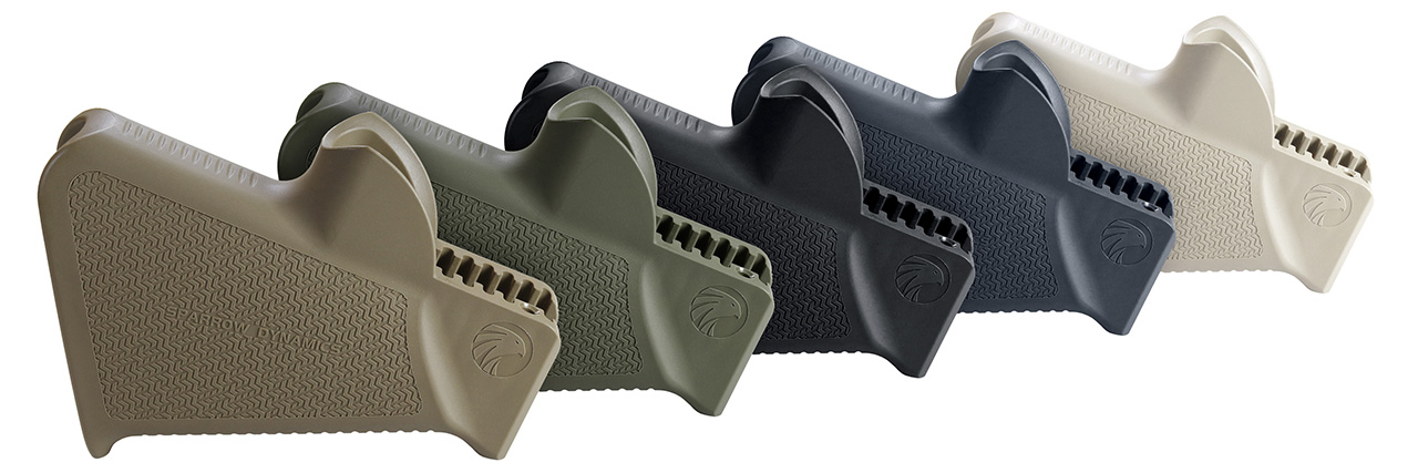 Sparrow Dynamics Featureless Rifle Grip available in 5 colors