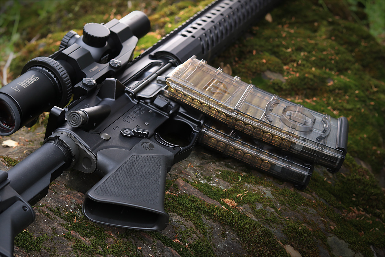 Colt Featureless Rifle with ETS 30 Round Mag